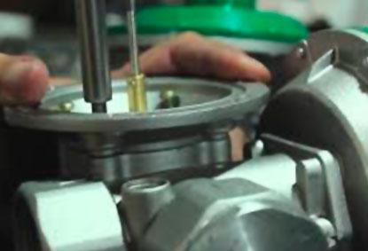 Ajuste y calibración regulador gas natural