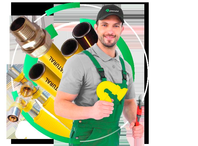 Instaladores gas natural