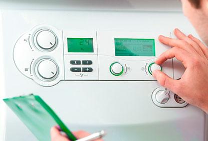 Contratos de mantenimiento de calderas de gas