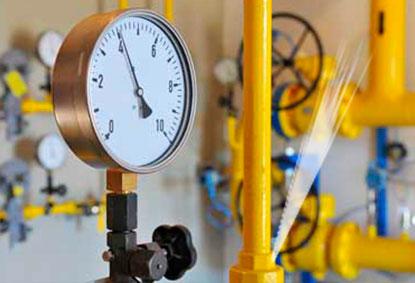 reparación de fugas en instalaciones de gas natural en Madrid