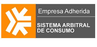 Instalador de gas adherido al sistema arbitral de consumo