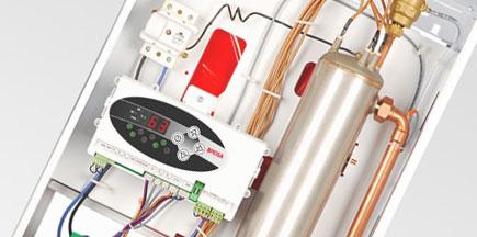 reparación de calderas eléctricas en Madrid