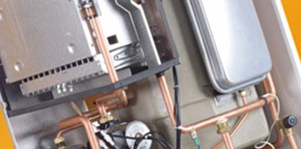 Reparación de calderas de gas en Toledo